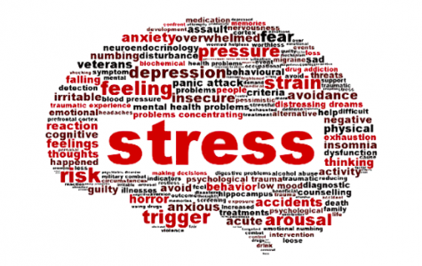 Stress: everyone's archnemesis