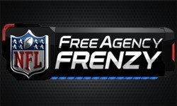 NFL Free Agency Opens
