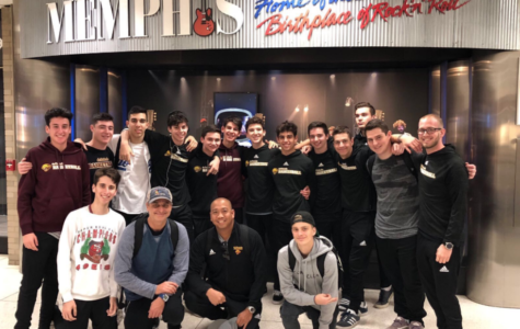 Varsity Basketball's Trip to Memphis
