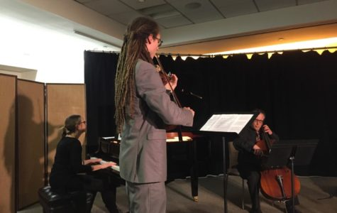 Classical Musical Salon: A Refined Lunch