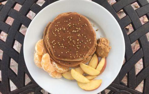 Gluten Free/Dairy Free Pancakes
