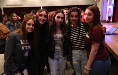 Stoneman Douglas High Students Visit dTHS