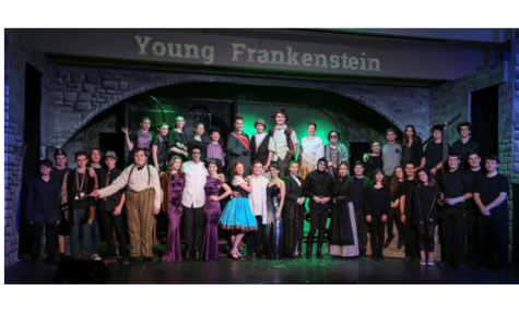 Transylvania Mania: de Toledo's Young Frankenstein