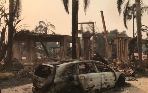 Fires ravaged homes of friends and families