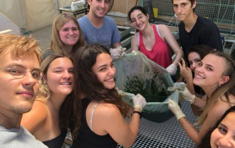 Science Academy Students Harvest Spirulina to Feed the World