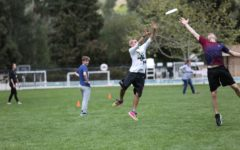 dTHS Joins Multi-School Ultimate Frisbee League
