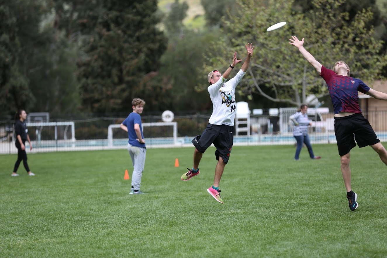 dTHS started a new Ultimate Frisbee program this Spring.  League tournament begins at 8:30 a.m. Sunday, June 2, at Newbury Park.