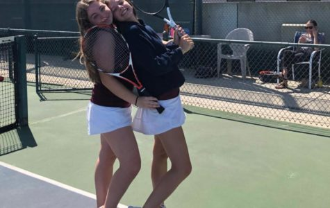 """Girls' Tennis Team Looks to """"Bounce Back"""" and Make a Run for the Playoffs"""