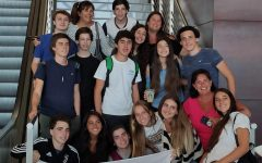 Students from Uruguay Arrive