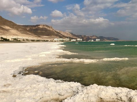 dTHS SIEP at Dead Sea