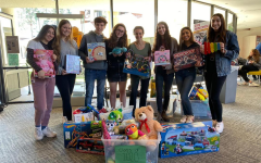 Club ACOH Collects More Than 200 Toys