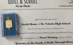 Prowler Editor Wins National News Writing Award